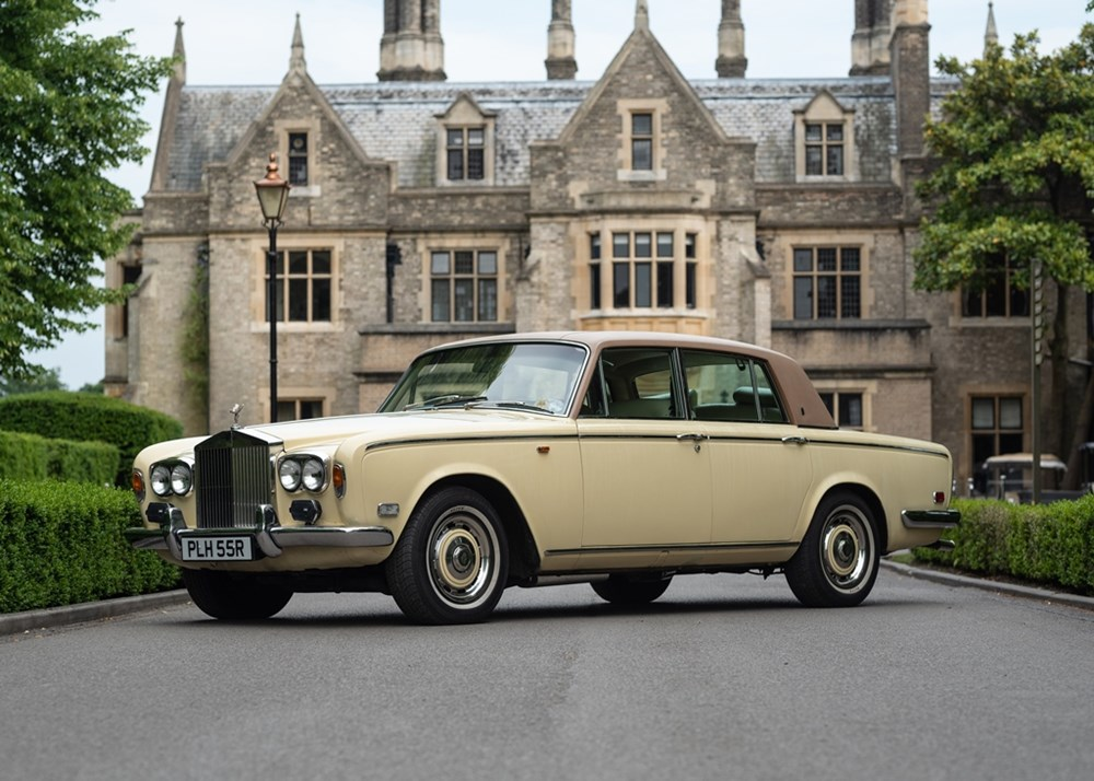 Lot 213 - 1976 Rolls-Royce Silver Shadow