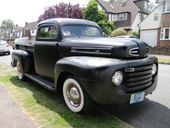 Navigate to Lot 297 - 1949 Ford F1 Pick-Up Truck