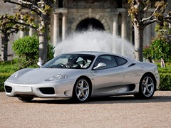 Navigate to Lot 377 - 1999 Ferrari 360 Modena