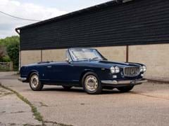 Navigate to Lot 229 - 1964 Lancia Flavia Vignale Convertible