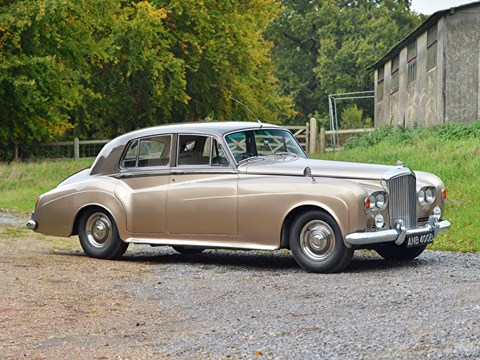 Ref 99 1964 Bentley S3 Saloon