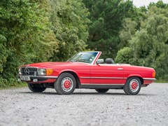 Navigate to Lot 223 - 1983 Mercedes-Benz 280 SL Roadster