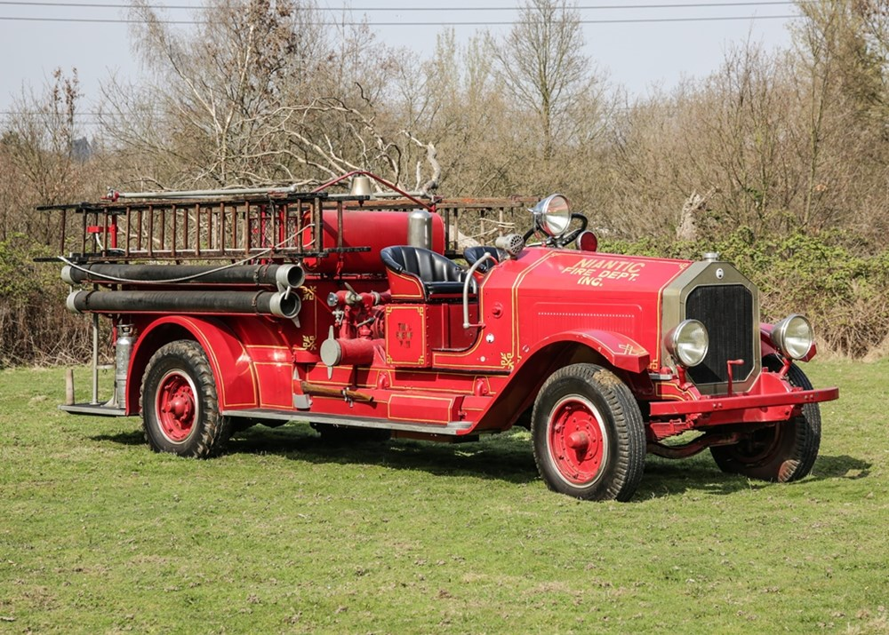 1926 Maxim Fire Engine *WITHDRAWN*