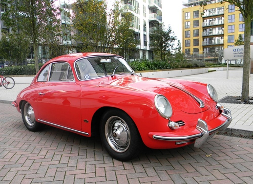 Lot 247 - 1962 Porsche 356B T6 Coupé
