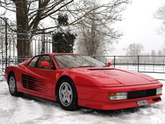 Navigate to Lot 242 - 1989 Ferrari Testarossa