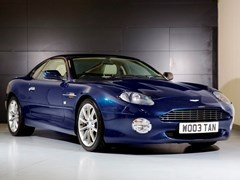 Navigate to Lot 199 - 2003 Aston Martin DB7 Vantage Coupé