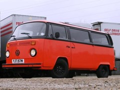 Navigate to Lot 302 - 1974 13105 T2 (Bay-Window) Campervan