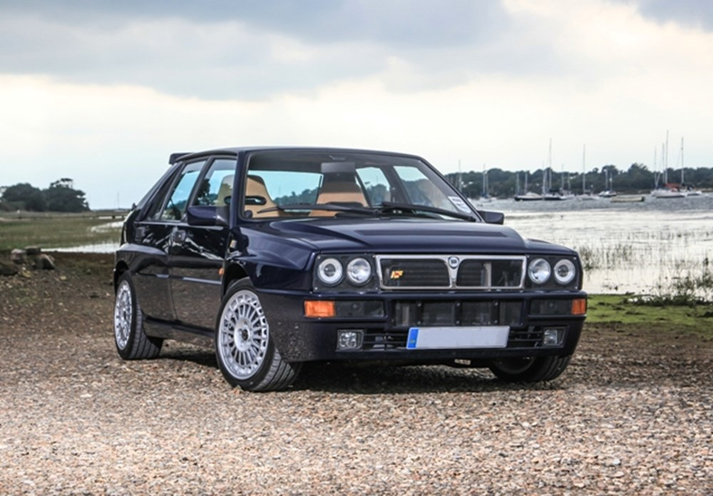 Lot 200 - 1993 Lancia Delta HF Integrale Evo 2