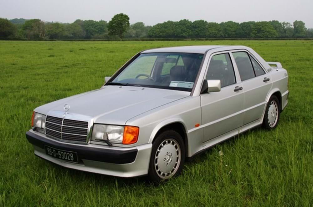 Ref 112 1989 Mercedes-Benz 190E Cosworth (1)