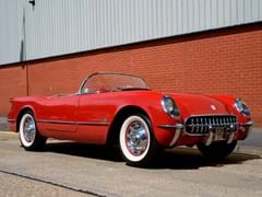 Navigate to Lot 222 - 1954 Chevrolet Corvette C1