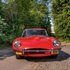 Ref 134 1970 Jaguar E-Type Series II Coupé DL -