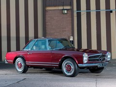 Navigate to Lot 176 - 1968 Mercedes-Benz 280 SL Roadster