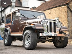 Navigate to Lot 232 - 1985 Jeep CJ7