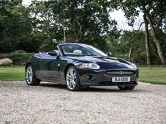 Navigate to Lot 270 - 2008 Jaguar XK Convertible