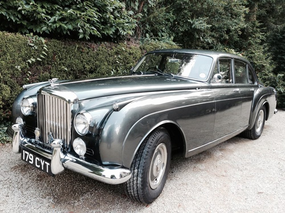 Lot 277 - 1961 Bentley S2 Continental Flying Spur (Ex-Bernie Ecclestone)