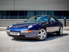 Navigate to Lot 153 - 1995 Porsche 928 GTS A