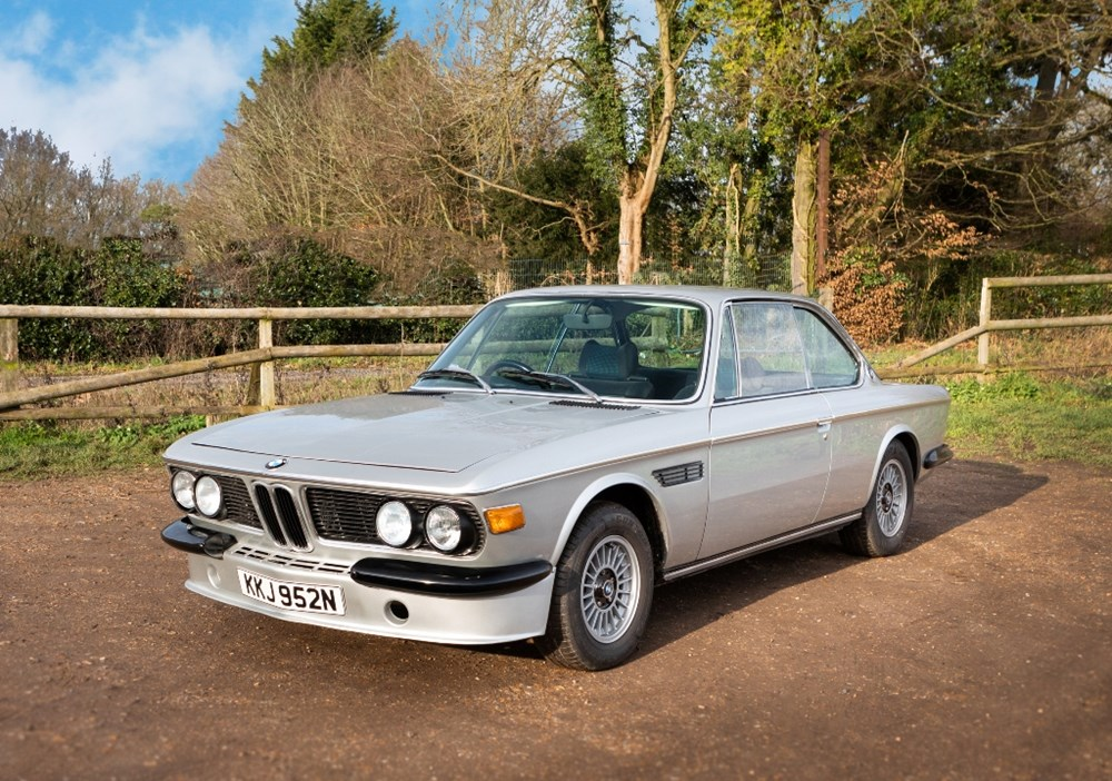 Lot 164 - 1975 BMW 3.0 CSi