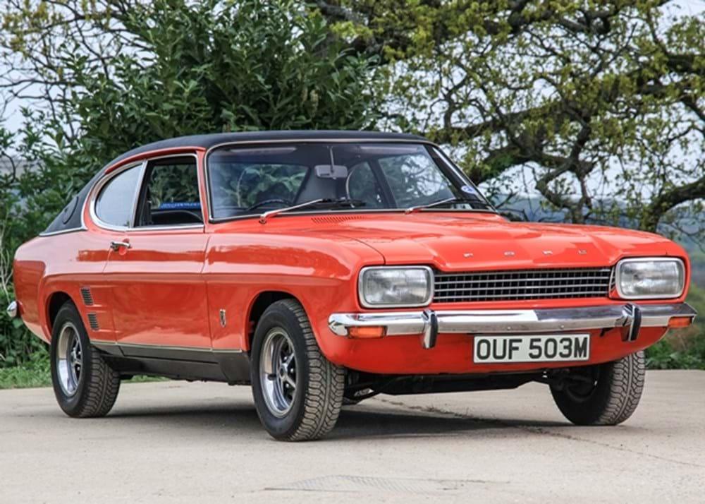 Ref 151 1974 Ford Capri Mk I 1600 Xl