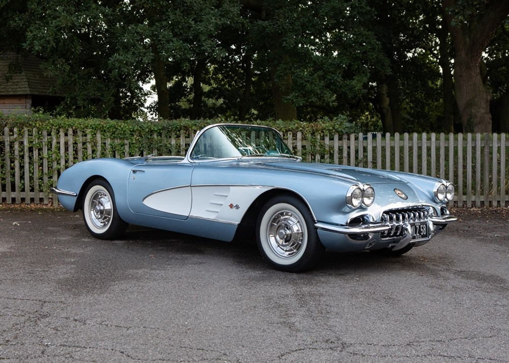 Lot 167 - 1958 Chevrolet Corvette C1
