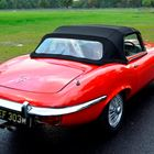 1973 Jaguar E-Type Series III Roadster -