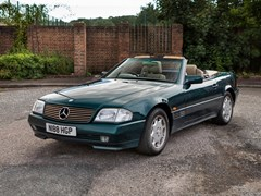 Navigate to Lot 280 - 1995 Mercedes-Benz SL 280