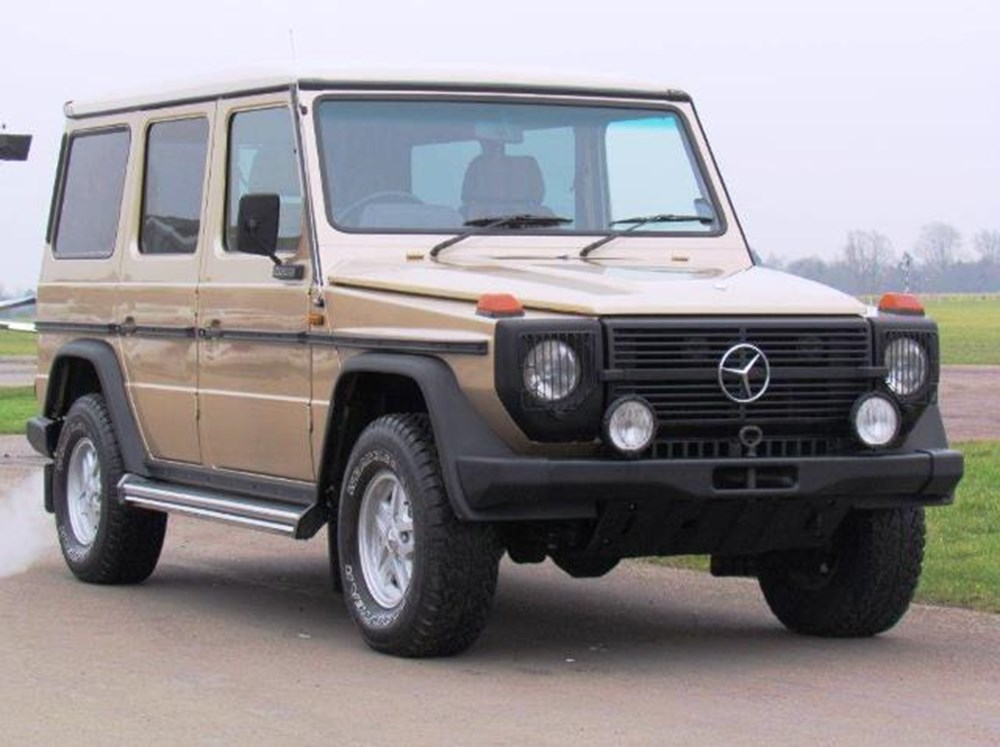 Lot 230 - 1988 Mercedes-Benz G-Wagon 280GE LWB