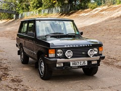 Navigate to Lot 259 - 1991 Range Rover CSK