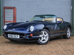 Navigate to Lot 215 - 1999 TVR Chimaera (4.0 litre)