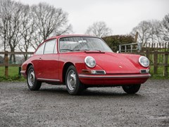 Navigate to Lot 285 - 1966 Porsche 911 SWB Coupé (2.0 litre)