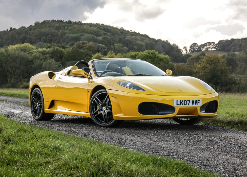Lot 163 - 2007 Ferrari F430 Spider
