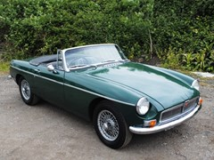 Navigate to Lot 223 - 1966 MG B Roadster *WITHDRAWN*