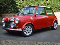 Navigate to Lot 105 - 1997 Rover Mini Cooper