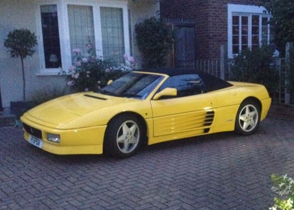 Lot 201 - 1994  Ferrari 348 Spider