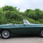 MGB Roadster (green) -