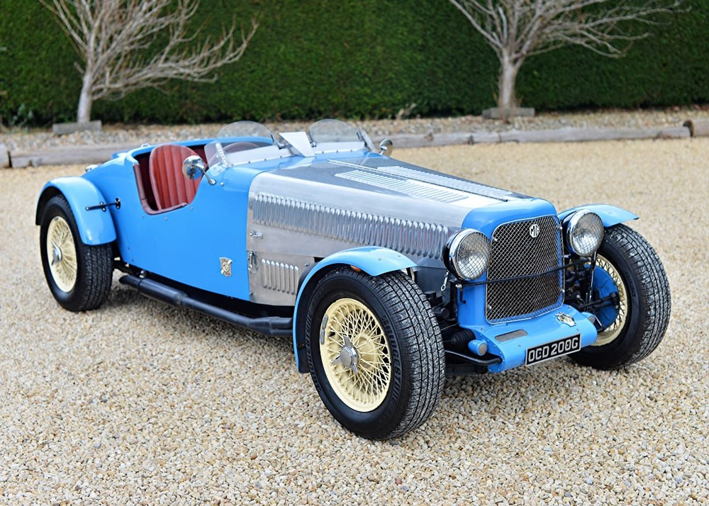 Lot 321 - 1969 MG Special Roadster by NG