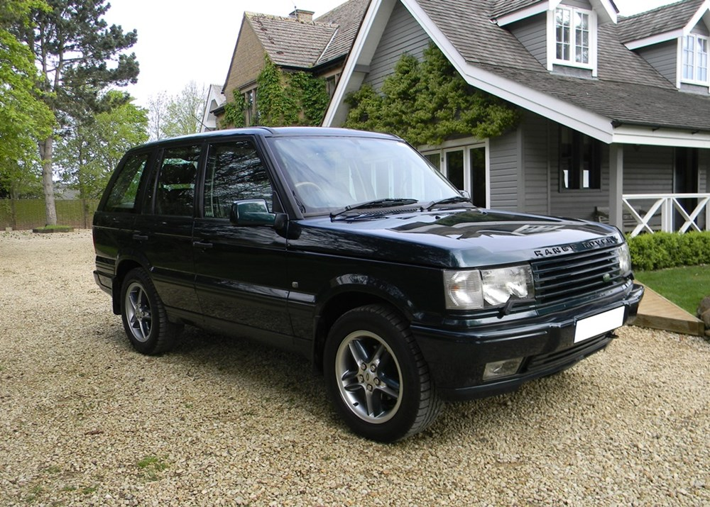 Lot 243 - 2001 Land Rover Range Rover HSE by Holland & Holland