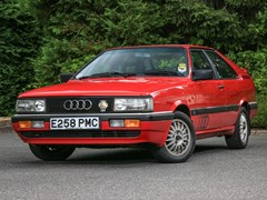 Navigate to Lot 130 - 1988 Audi Coupé GT