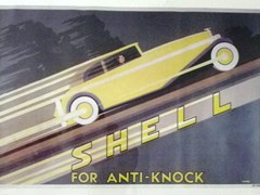 Navigate to Shell advertising prints