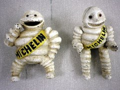 Navigate to Michelin men.