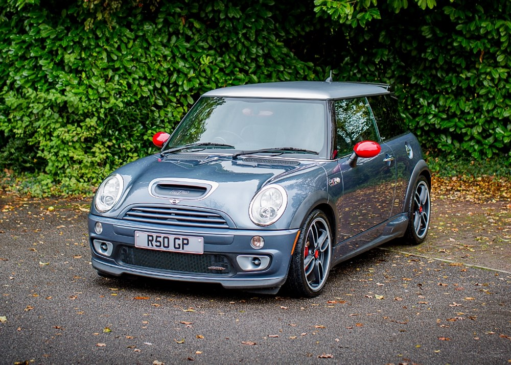 Lot 246 - 2006 Mini Cooper S Works GP