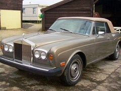 Navigate to Lot 305 - 1978 Rolls-Royce Corniche Convertible