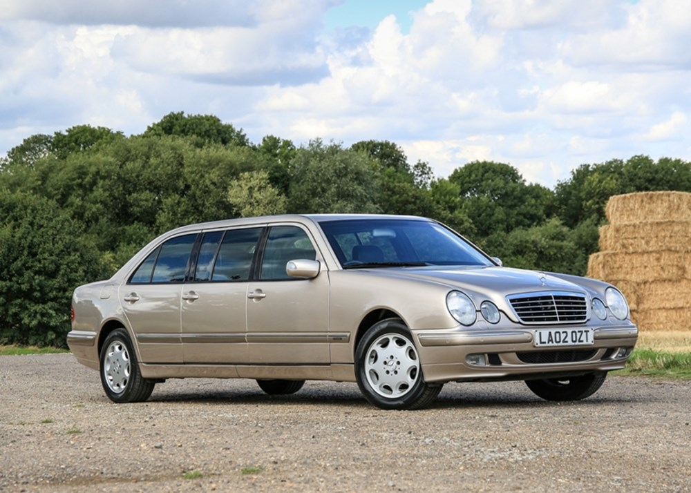 Lot 142 - 2002 Mercedes-Benz E280 Limousine by Binz