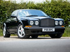 Navigate to Lot 224 - 1997 Bentley Continental T
