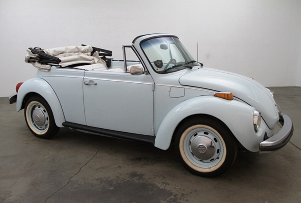 Lot 283 - 1979 Volkswagen Beetle Convertible