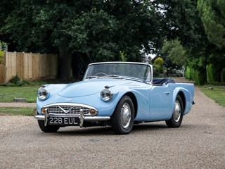 Ref 6 1961 Daimler SP250 'B' Series