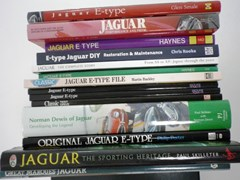 Navigate to Jaguar related books