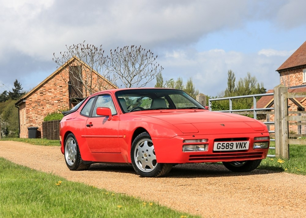 Lot 199 - 1990 Porsche 944 Turbo