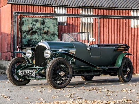 Ref 156  1925 Bentley 3 Litre Open Tourer