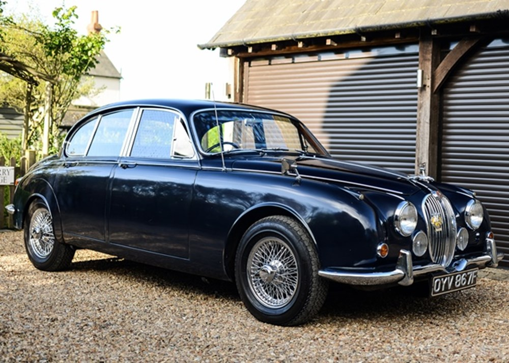 Lot 117 - 1967 Jaguar 340 Saloon