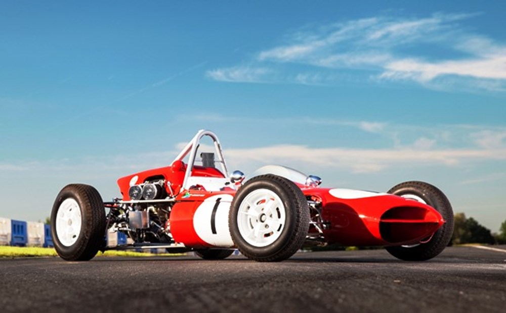 Lot 281 - 1961 Alfa Romeo F1 Single Seater 'The Assegai'